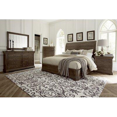 St. Germain Platform Customizable Bedroom Set