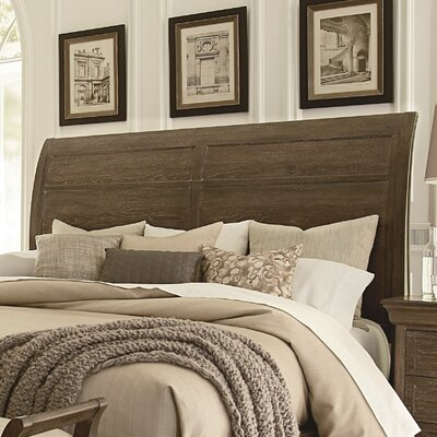 St. Germain Sleigh Headboard Size: King