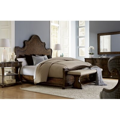 Drumlee Platform Bed Size: California King