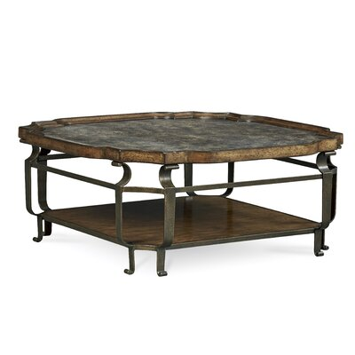 Sofitel Coffee Table with Tray Top Color: Melange