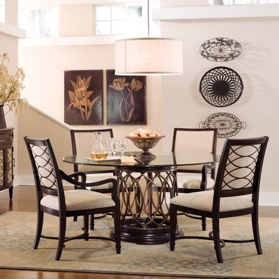 Intrigue 5 Piece Dining Set