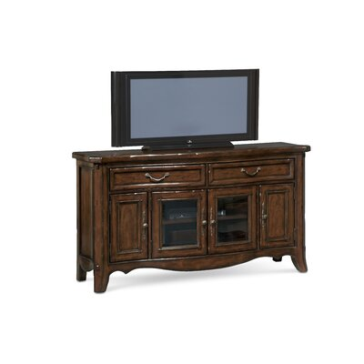 Cheap A.R.T. Stone Creek 66″ TV Stand in Distressed Cherry (ATF1453)
