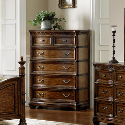 Bad credit financing Traditions 6 Drawer Chest...