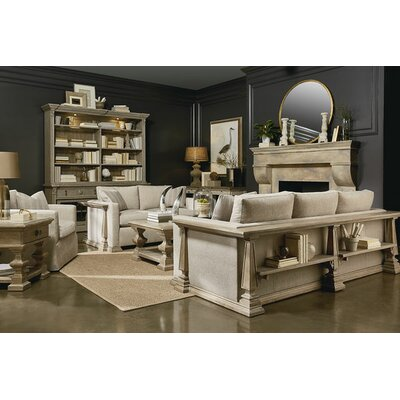Carolin 2 Piece Coffee Table Set