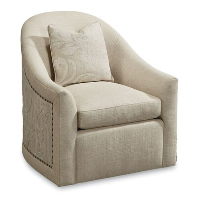 Carolin Swivel Arm Chair