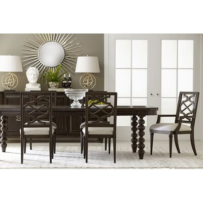 Delahunt Dining Table Finish: Coffee