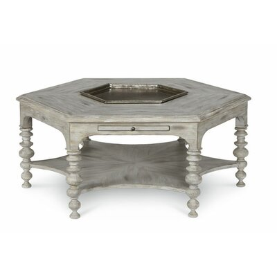 Davisboro Coffee Table with Tray Top
