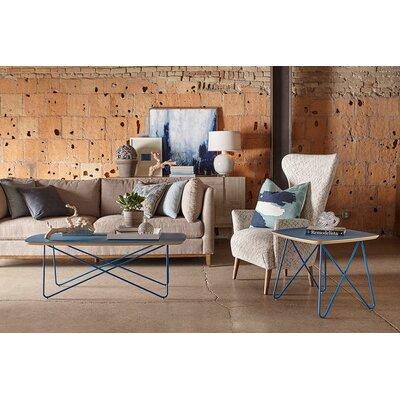 Yasmine 2 Piece Coffee Table Set