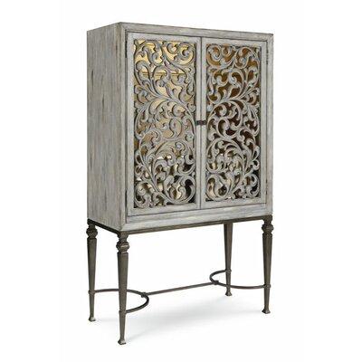 Davisboro Bar Cabinet