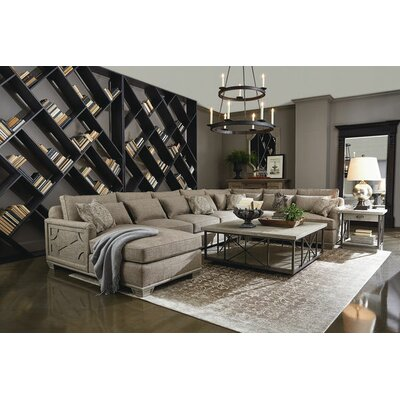 Crenshaw 2 Piece Metal Coffee Table Set