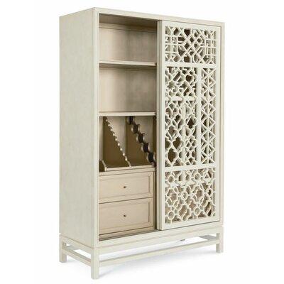 Davisboro Storage Bar Cabinet