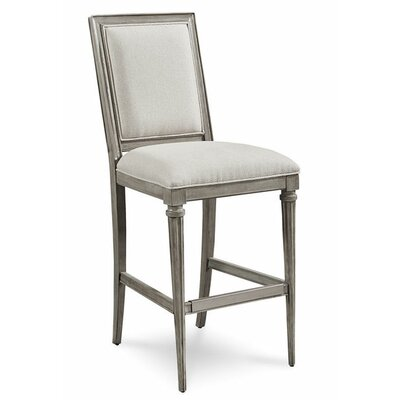 Delahunt Bar Stool (Set of 2) Color: Sandstone