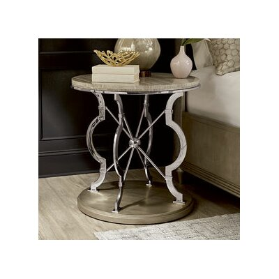 Delahunt Round Lamp End Table