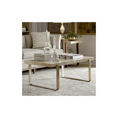 Albright Brass Coffee Table