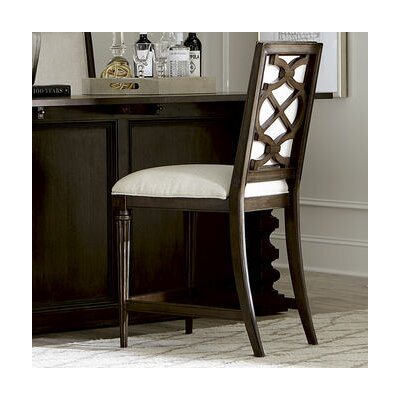 Delahunt Bar Stool (Set of 2) Color: Coffee