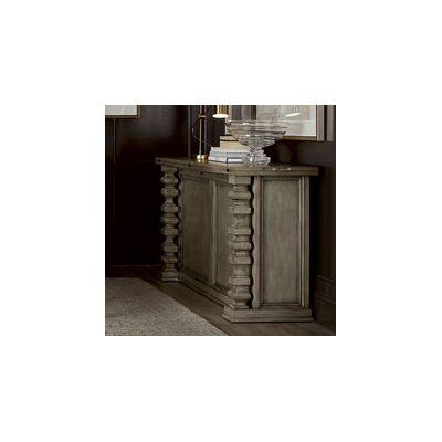 Aughalish Mobile Bar Server Color: Sandstone