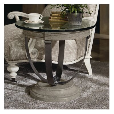 Carolin Lamp End Table