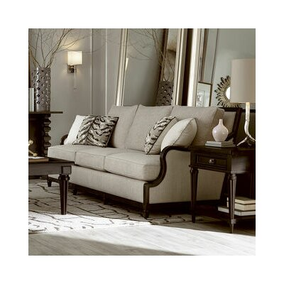 Dule Transitional Sofa Finish: Coffee