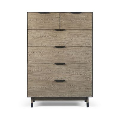 Yasmine 6 Drawer Chest