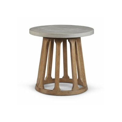 Yasmine Round End Table