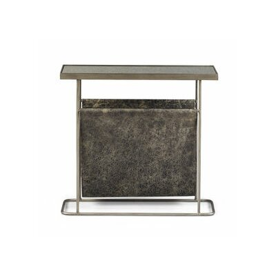 Yasmine Silver End Table
