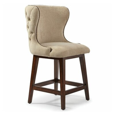 Autberry Dark Oak Counter Bar Stool