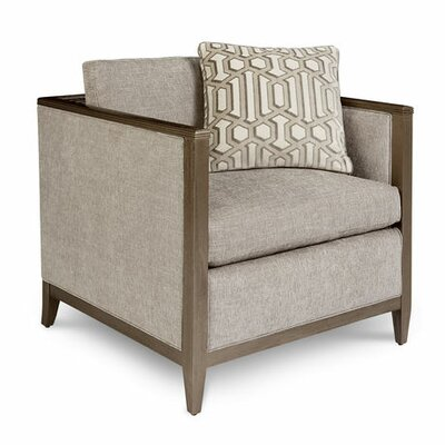 Alvina Brass Armchair
