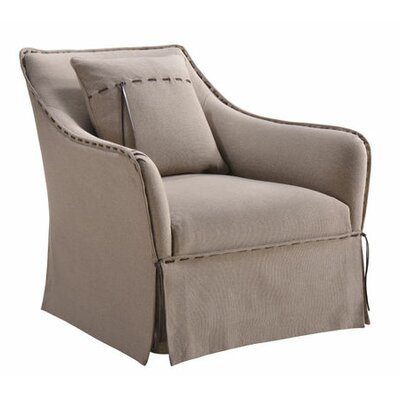Jacques Swivel Wingback Chair