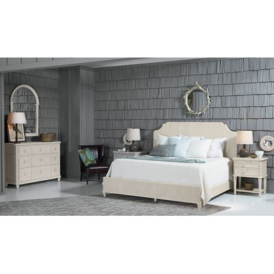 Carrie Panel Headboard Size: Queen, Color: Light Oak