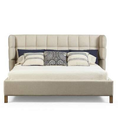 Yasmine Upholstered Platform Bed