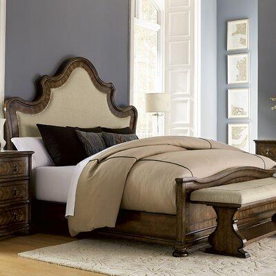 Drumlee Upholstered Platform Bed Size: King