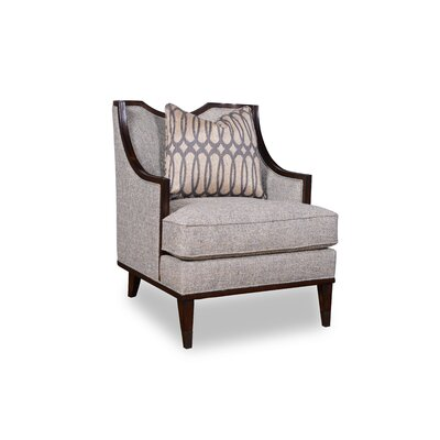 Naropa Lounge Chair Upholstery: Ivory