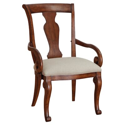 Margaux Arm Dining Chair (Set of 2)