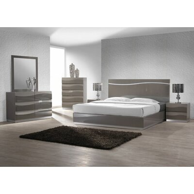Chintaly Delhi Panel Bedroom Collection (7 Pieces) - Size: Queen at Sears.com