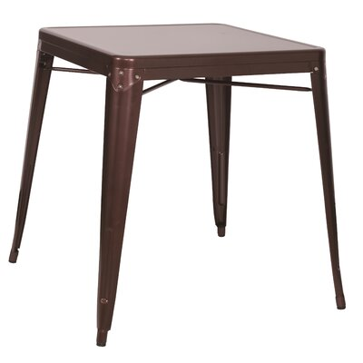 Toms Dining Table Finish: Copper