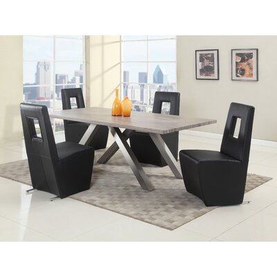 Chasity 5 Piece Dining Set
