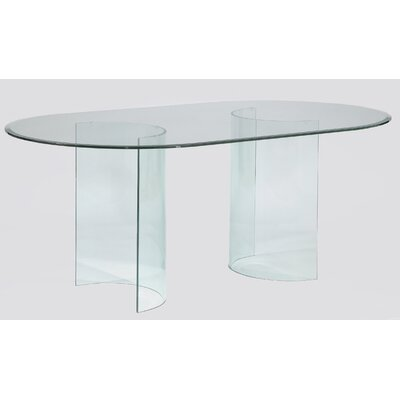 C Base Dining Table Top