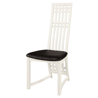 Margaret Side Chair (Set of 2) Finish: White
