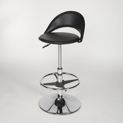 Rent Adjustable Swivel Stool with Round ...