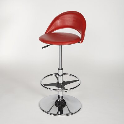 Lease to own Adjustable Swivel Stool with Round ...