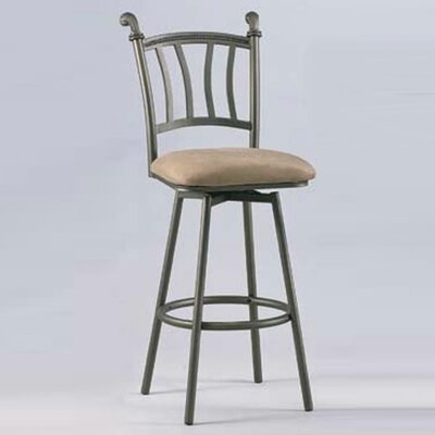 "Credit for 30"" Swivel Bar Stool with Wind..."