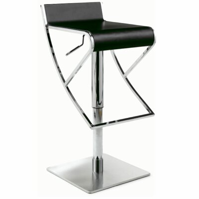 Rent Adjustable Swivel Stool with Rectan...