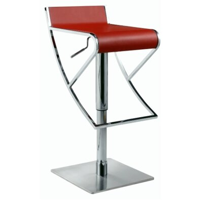 Lease to own Adjustable Swivel Stool with Rectan...