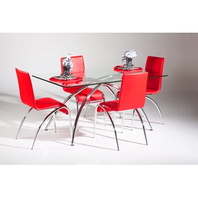 Elaine 5 Piece Dining Set