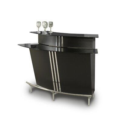 Broadway Bar with Wine Storage