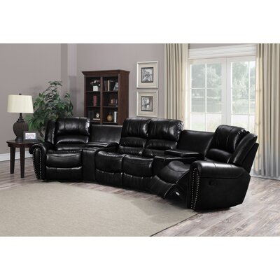 Kate Reclining Sectional