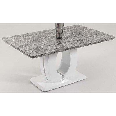 Fidelis Engineered Wood Top w/ Marble Finish Veneer
