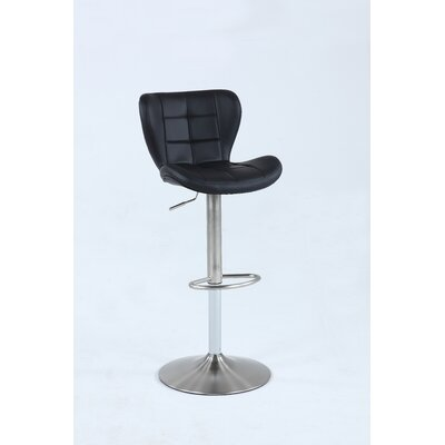 Tenisha Pneumatic Swivel Bar Stool