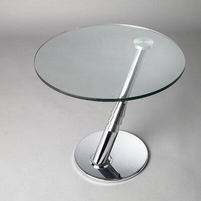 Angle Arm End Table