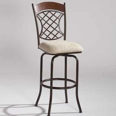 Easy financing Memory Return Swivel Barstool in Au...